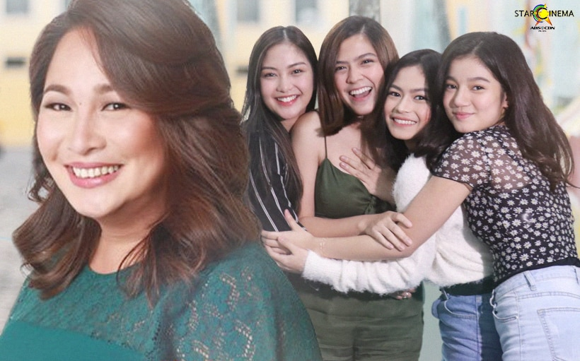 EXCLUSIVE: Mae Cruz-Alviar shares 'Four Sisters Before the Wedding' update!