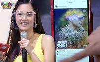 Kim Chiu 'likes' Gerald Anderson's IG posts as fun-ishment on 'It's Showtime'!