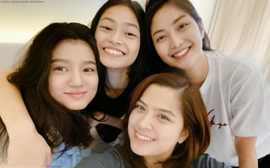 The 'Four Sisters' are closer than ever!