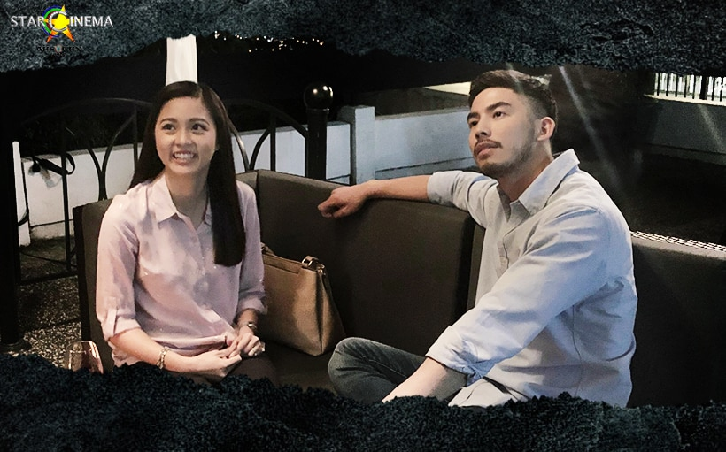 Tony Labrusca found horror a 'hard' challenge