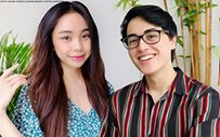 Maymay Entrata and Edward Barber, spotted together in Bataan!
