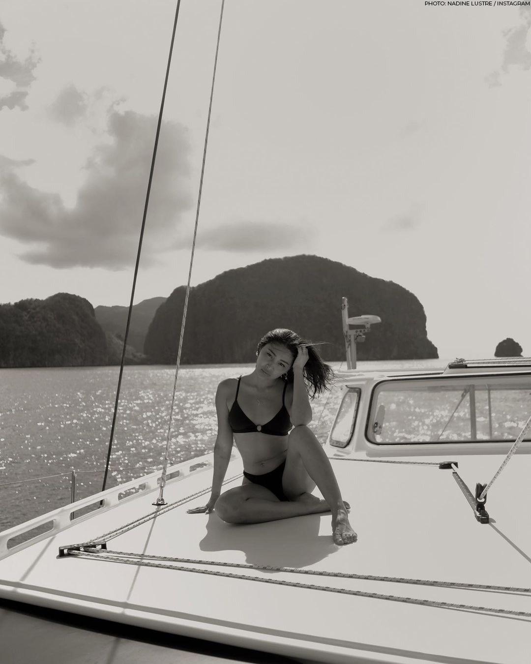 Best of Nadine Lustre's bikini photos