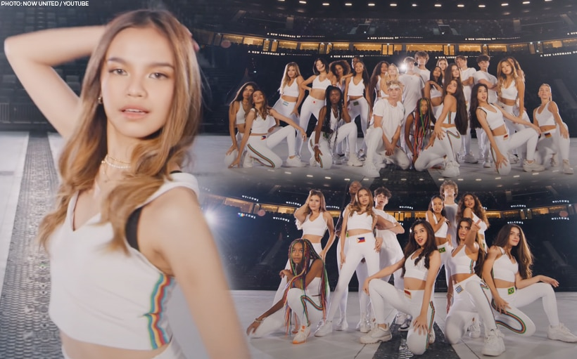 WATCH: Zephanie slays in the official performance video of Now United boot campers