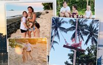 'Ate is back!': Andi Eigenmann shares family moments since Ellie's return to Siargao