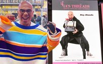 LOOK: Boy Abunda's fashion ad makes it to Times Square in NY!