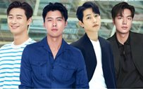PHOTOS: How tall are these Korean actors?