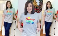 Sharon Cuneta finishes filming for 2021 ABS-CBN Christmas ID