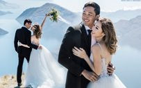 THROWBACK: Slater Young and Kryz Uy's breathtaking prenup photos shot in New Zealand