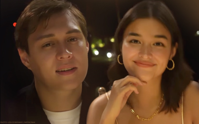 WATCH: Liza shares glimpse of anniversary celebration with Enrique