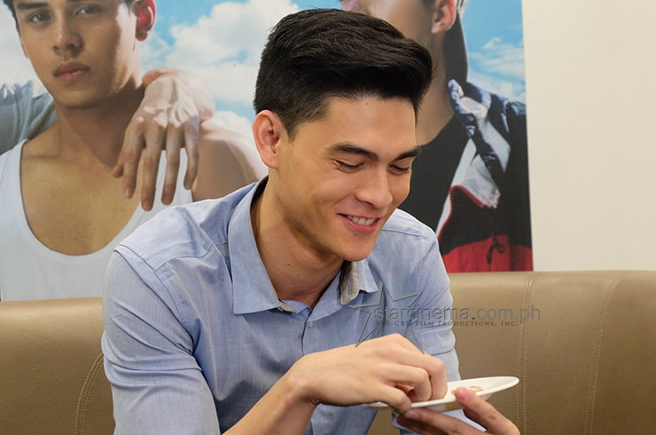 Star Cinema Chat with Ethan Salvador 4