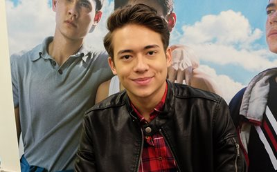 Star Cinema Chat - 2 Cool 2 Be 4gotten - Jameson Blake