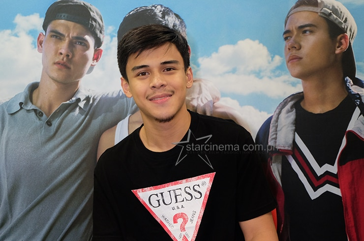 Star Cinema Chat with Khalil 1
