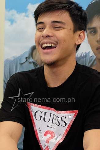 Star Cinema Chat with Khalil 3