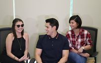 Angel-Richard-Angelica story conference for upcoming movie