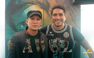 Gerald and Direk Enzo share exclusive 'AWOL' deets on Star Cinema Chat