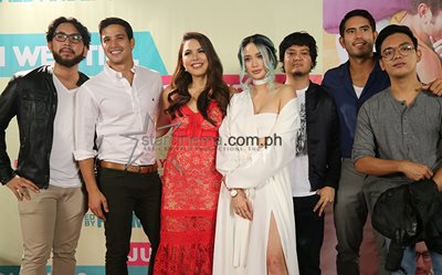Stars, celebrity guests at the 'Can We Still Be Friends' premiere night