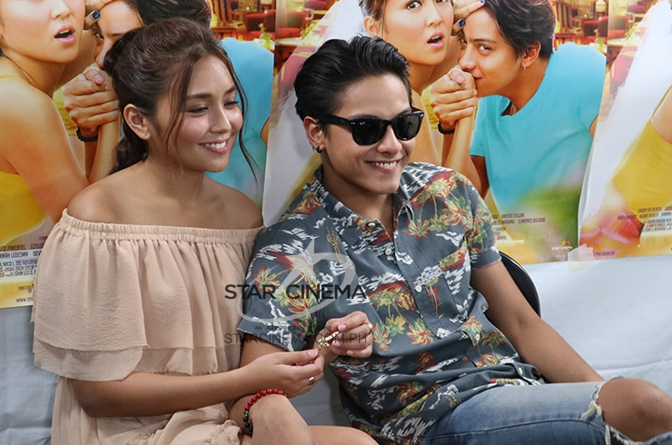 KathNiel Star Cinema Chat 3