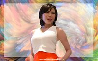 Vicki Belo is a girl who 'just wants to have fun'