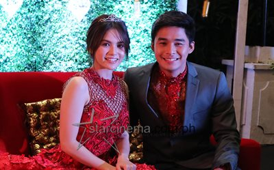 McLisse celebrates first anniversary with Royal Gathering