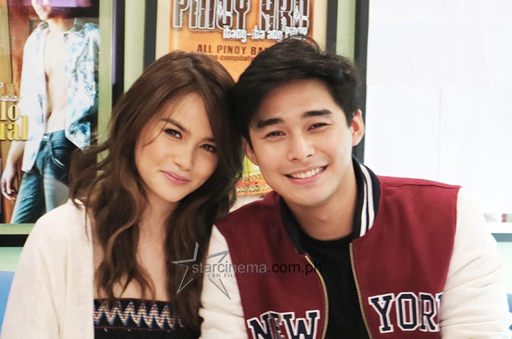 McLisse Listening Session For 'If We Fall in Love 1