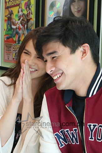 McLisse Listening Session For 'If We Fall in Love 3