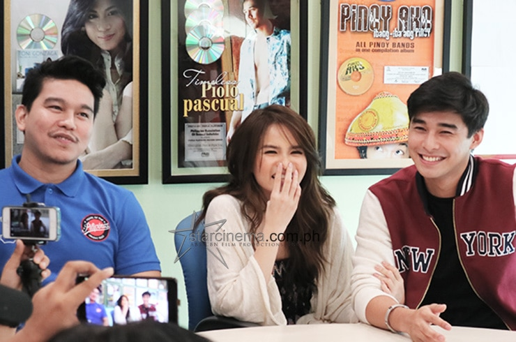 McLisse Listening Session For 'If We Fall in Love 5