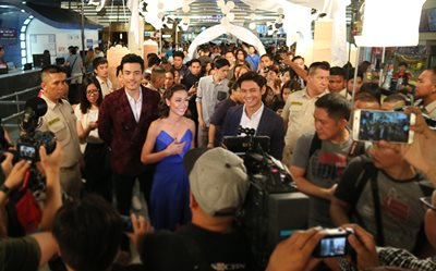 Kapamilya stars bring their 'Other Selves' at 'DOS' preem
