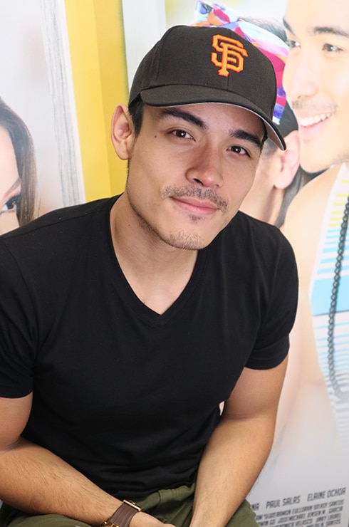 Star Cinema Chat with Xian Lim 2