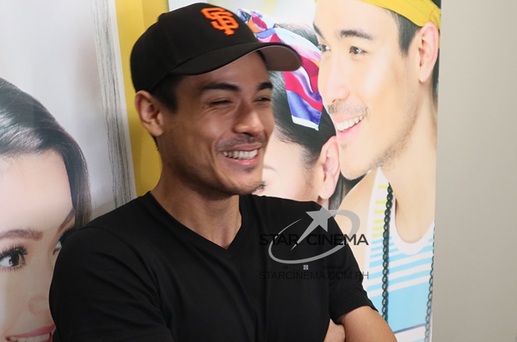 Star Cinema Chat with Xian Lim 4