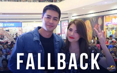 The happenings at 'Fallback' SM City SJDM mall show