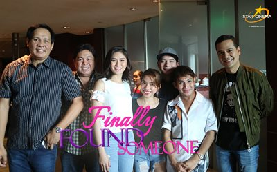 AshLloyd + team celebrate worldwide success of 'Finally Found Someone'