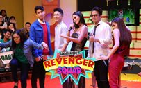 'The Revenger Squad's' Pia and Daniel spread happiness on 'ASAP Chillout'