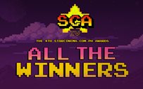 Here are your winners with their #SCA4 trophies!