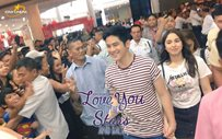 JoshLia at 'LYSB' Robinsons Place Bacolod mall show