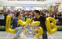 JoshLia spreads light and love at 'LYSB' SM SJDM mall show