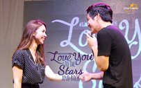 JoshLia + more grace jam-packed 'Love You to the Stars and Back' Solenad mall show