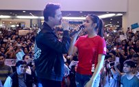Mall show - Starmall Alabang - My Ex and Whys