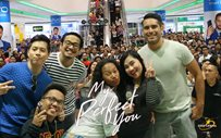 Gerald holds Grand Fans Day at SM San Mateo