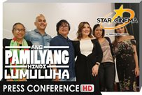 [FULL] 'Ang Pamilyang Hindi Lumuluha' Press Conference