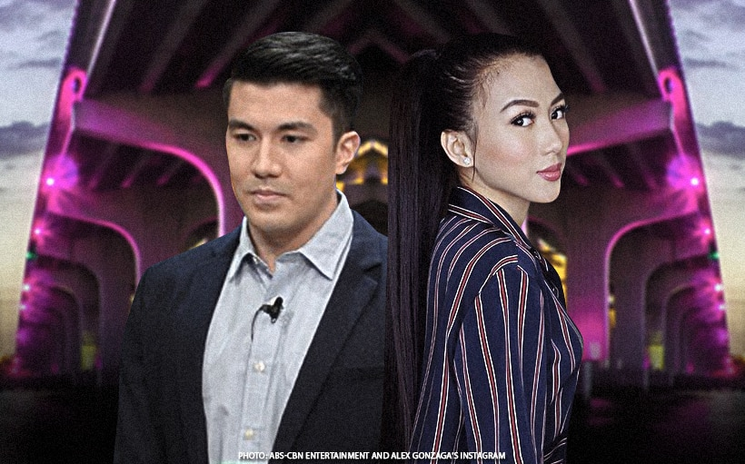 Alex and Luis move on from 'biniling award' joke