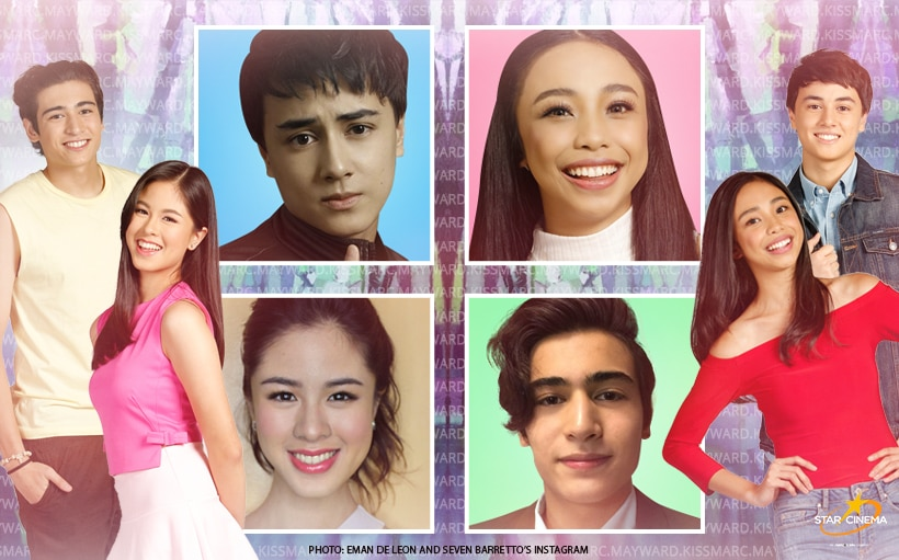 As early as now, MayWard and KissMarc are already 'thinking' actors