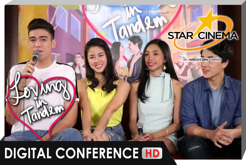 MayWard and KissMarc talk about their tandems