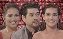 Bea, Ian, Iza get real about what makes love last
