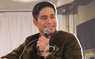 Why Piolo isn't afraid of growing old