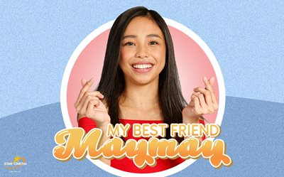 Tara, samahan natin si best friend Maymay!