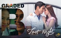 'Last Night' is graded B by the CEB