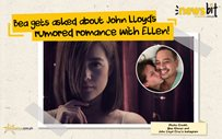 Bea gets asked about John Lloyd's rumored romance with Ellen!