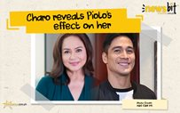 Charo reveals Piolo's effect on her