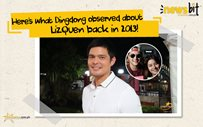 Here's what Dingdong observed about LizQuen back in 2013!