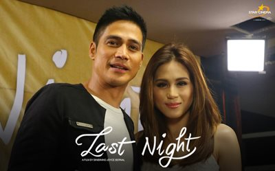 Some of the biggest stars gather for 'Last Night' grand premiere night